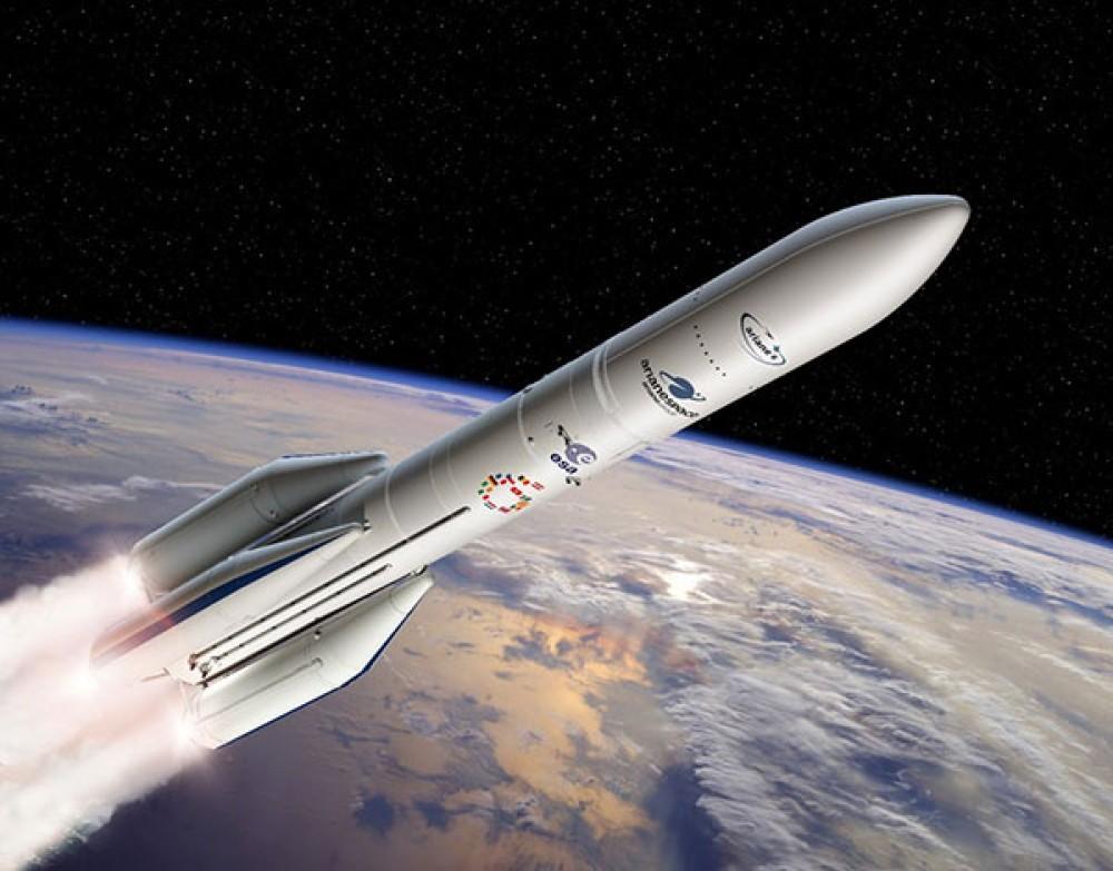 Η ESA δοκιμάζει τον μεγαλύτερο one-piece κινητήρα πυραύλων