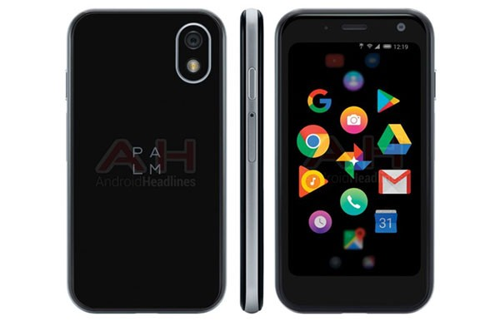 "Palm PVG100 ""Pepito"": Αυτό είναι το πρώτο Android smartphone της θρυλικής εταιρείας;"