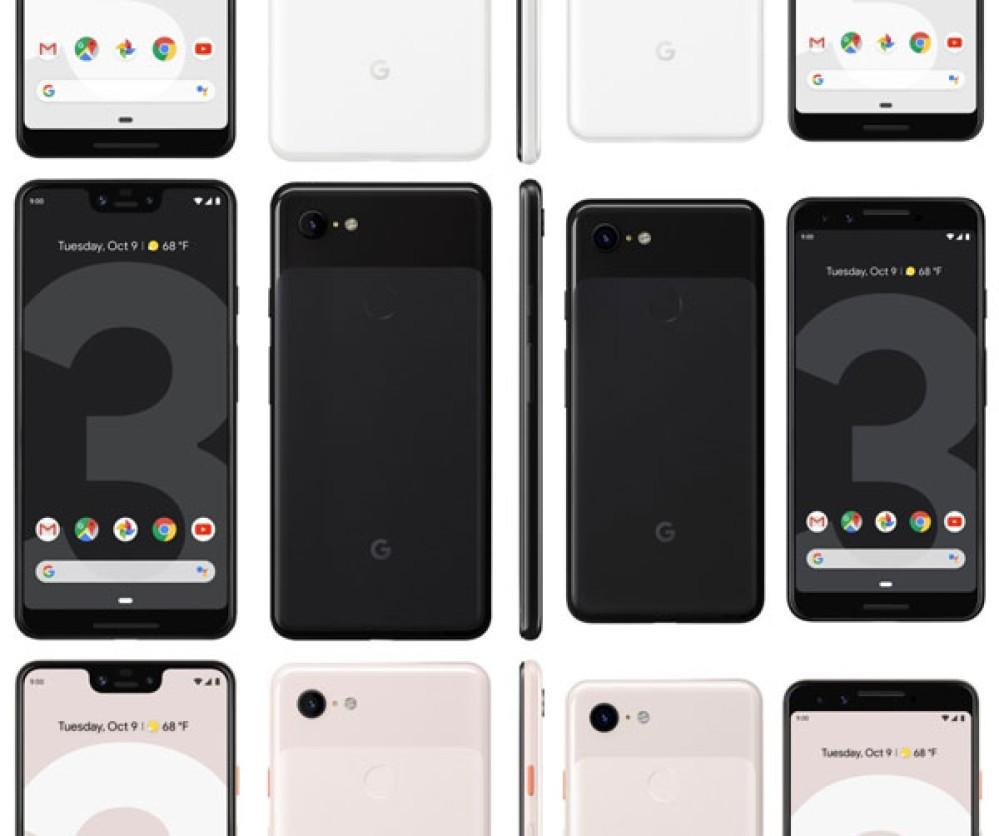 Google Pixel 3 / Pixel 3 XL: Όλα τα τεχνικά χαρακτηριστικά λίγες ώρες πριν την παρουσίαση τους