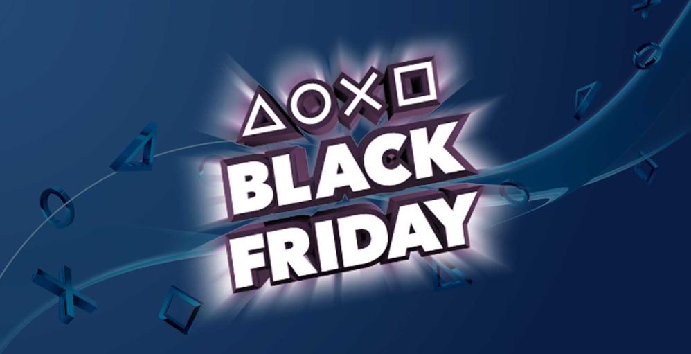 «Black Friday» από σήμερα σε παιχνίδια & PlayStation Plus