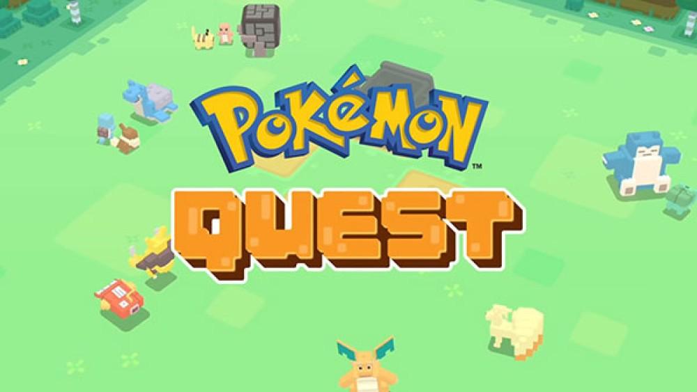 Pokémon Quest: Νέο free-to-play παιχνίδι από τη Nintendo για συσκευές Android [Videos]