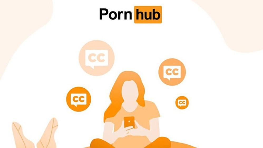 Pornhub: Προσθέτει υπότιτλους σε 1000+ videos!