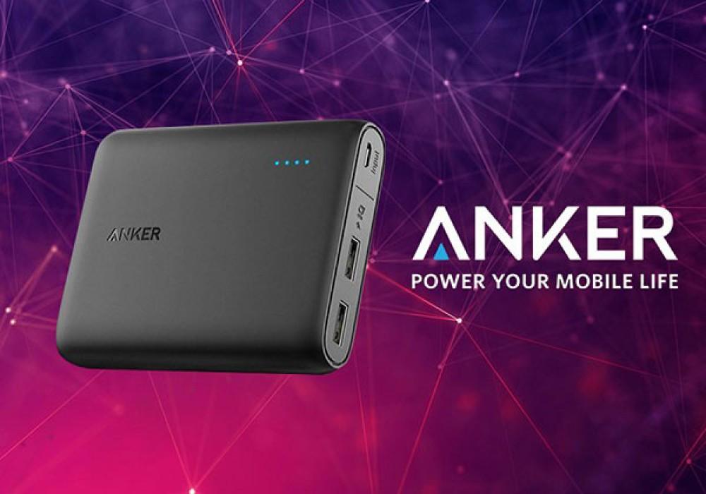 Προσφορά: Powerbank Anker Powercore 13000mAh μόλις €34