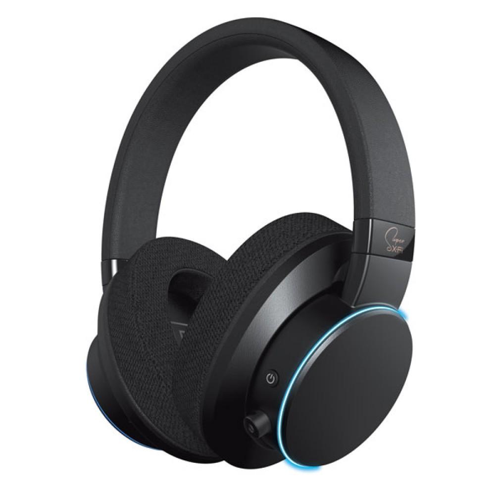 "H Creative παρουσιάζει την τεχνολογία Super X-Fi Holography σε ""Μαγικά Ακουστικά"""