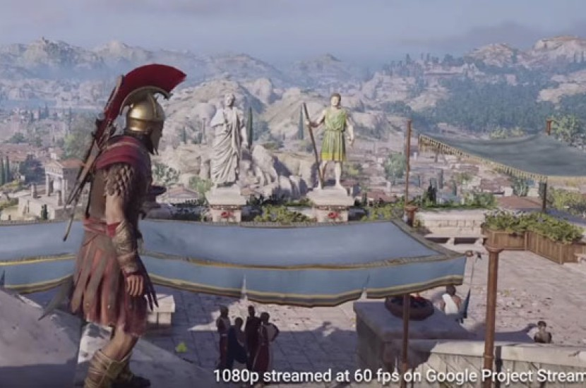 Project Stream: Αυτή είναι επίσημα η game streaming υπηρεσία της Google! Δοκιμή με το Assassin's Creed Odyssey [Video]