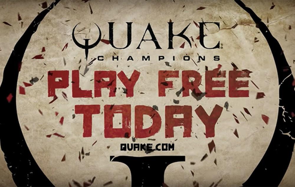 Quake Champions: Διαθέσιμο δωρεάν για όλους από τώρα και στο εξής [Video]