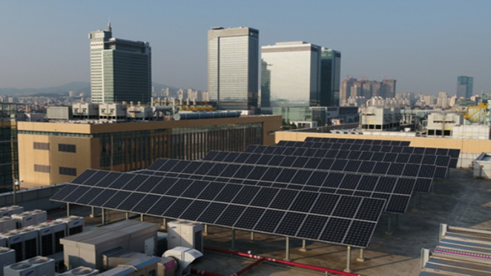 Samsung: Θα καλύπτει το 100% των ενεργειακών αναγκών της με ανανεώσιμες πηγές σε 2 χρόνια