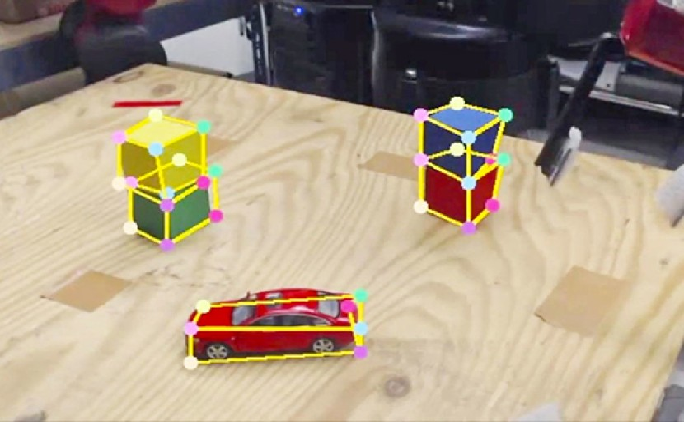Η Nvidia εκπαιδεύει ρομπότ που μαθαίνουν παρακολουθώντας τους ανθρώπους [Video]