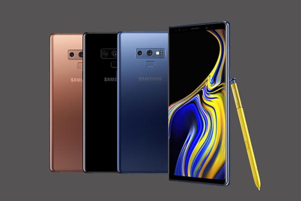 Consumer Reports: Το Samsung Galaxy Note9 είναι το κορυφαίο smartphone της χρονιάς....για την ώρα