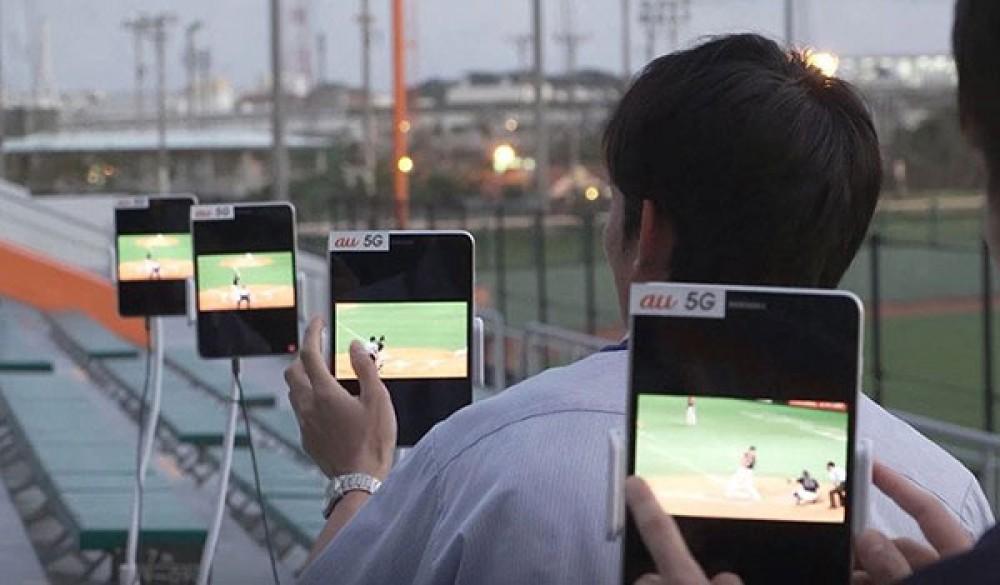 """Η Samsung έχτισε μια """"5G City"""" για να μας δείξει το μέλλον με τα δίκτυα 5G [Video]"""