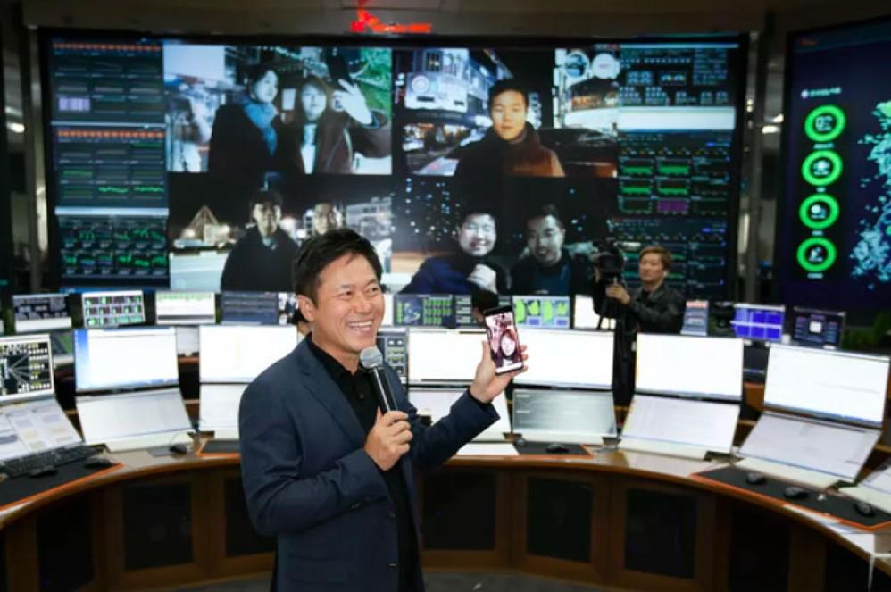 Πραγματοποιήθηκε η πρώτη 5G video κλήση με 5G smartphone της Samsung