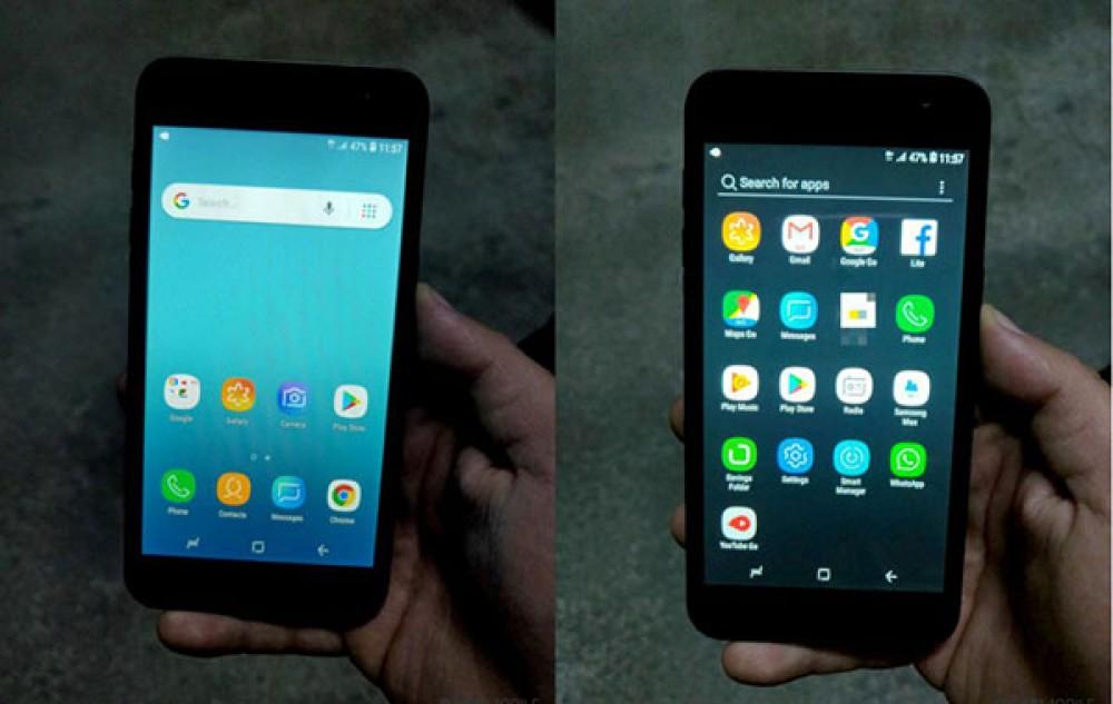 Το πρώτο Android Go smartphone της Samsung σε hands-on φωτογραφίες