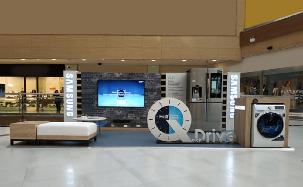 Η Samsung φέρνει τις τεχνολογίες του μέλλοντος στο σπίτι σας