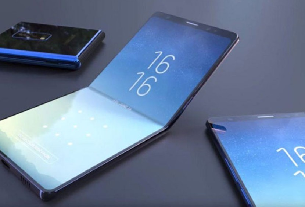 Επίσημο: Η Samsung θα παρουσιάσει το UI του αναδιπλώμενου smartphone την επόμενη εβδομάδα! Κυκλοφορεί το 2019 μαζί με 5G smartphone