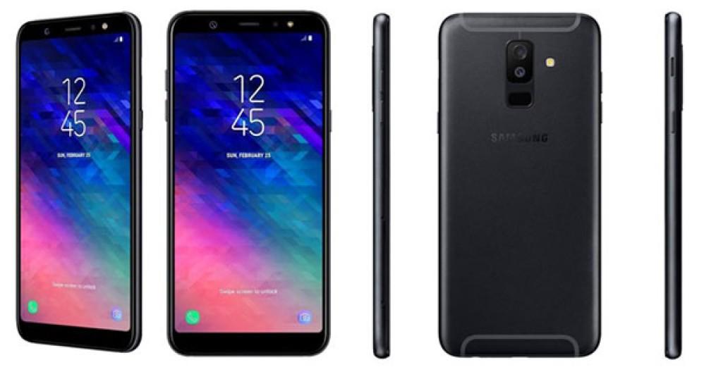 Samsung Galaxy A6/A6+ (2018): Πλήρης αποκάλυψη των τεχνικών χαρακτηριστικών