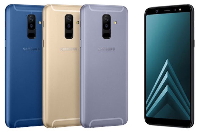 Samsung Galaxy A6/A6+ (2018): Ανακοινώθηκαν επίσημα με οθόνες Super AMOLED 18.5:9, ισχυρές κάμερες και Android 8.0 Oreo