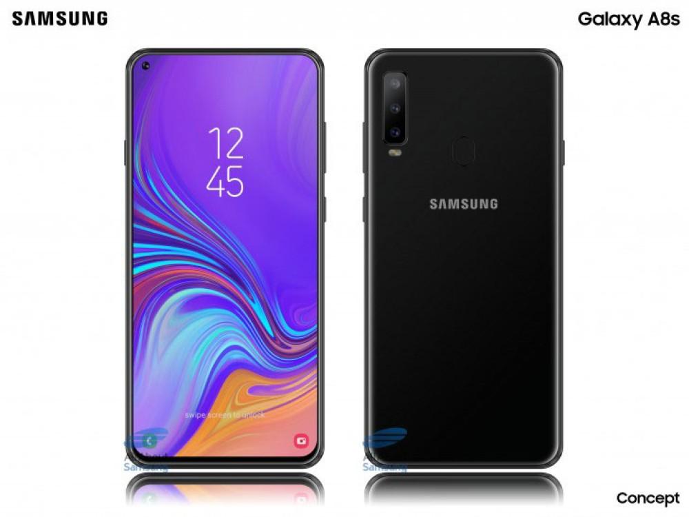 Samsung Galaxy A8s: Θα είναι το πρώτο της εταιρείας χωρίς υποδοχή 3.5mm;