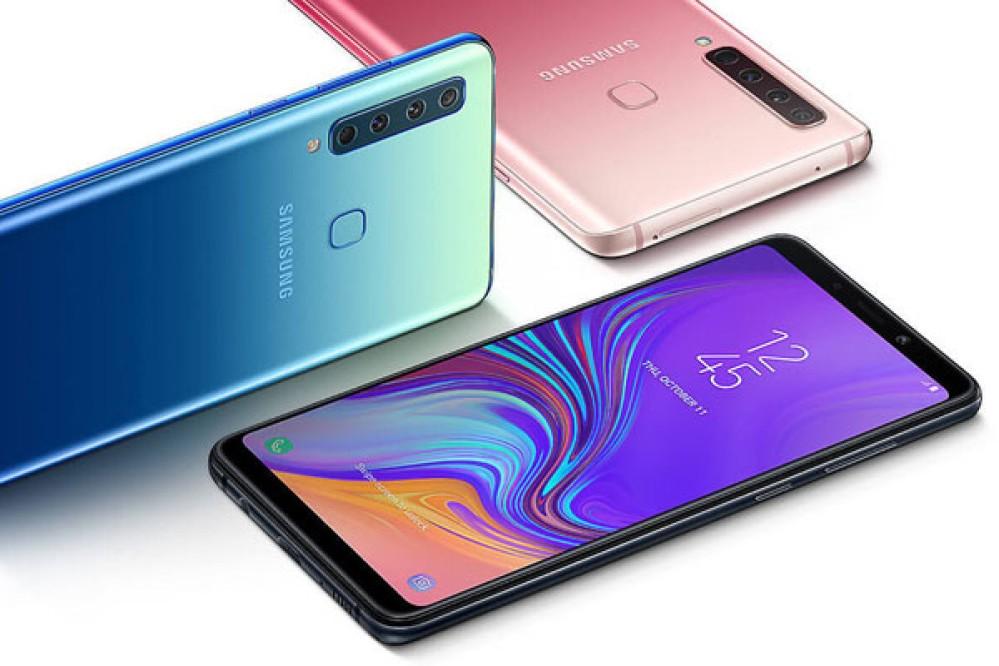 Samsung Galaxy A9 (2018): Επίσημα το πρώτο smartphone στον κόσμο με τετραπλή κάμερα!
