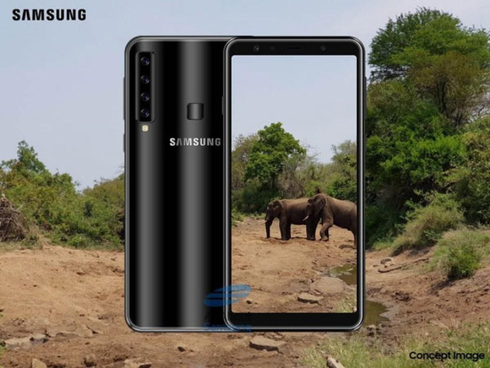 Samsung Galaxy A9S: Πληροφορίες για τα τεχνικά χαρακτηριστικά του πρώτου smartphone με τετραπλή κάμερα