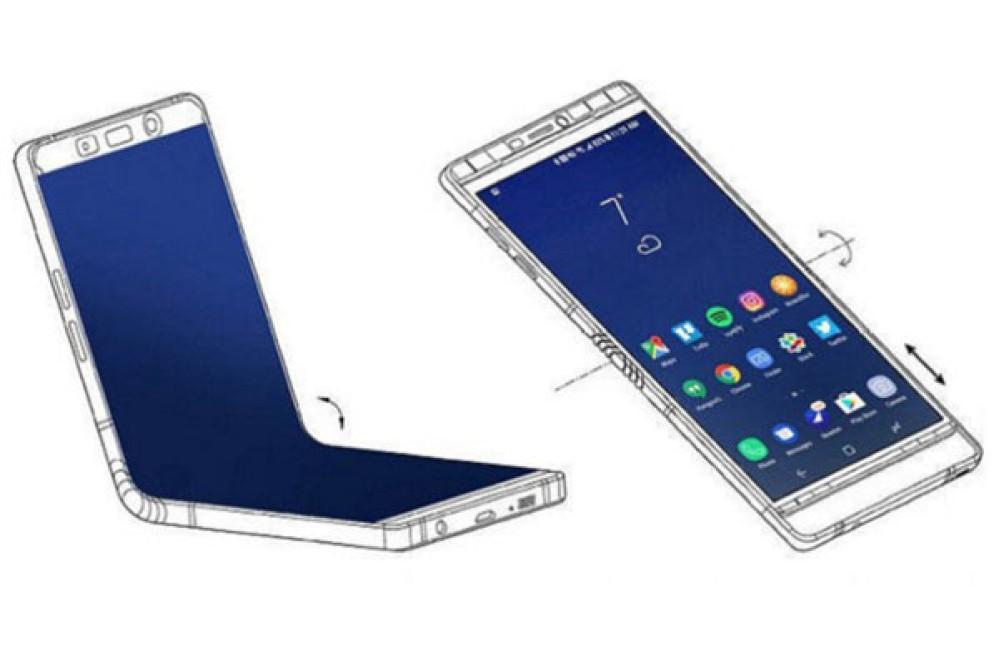 Νέες πληροφορίες για την οθόνη (και όχι μόνο) του αναδιπλώμενου smartphone της Samsung