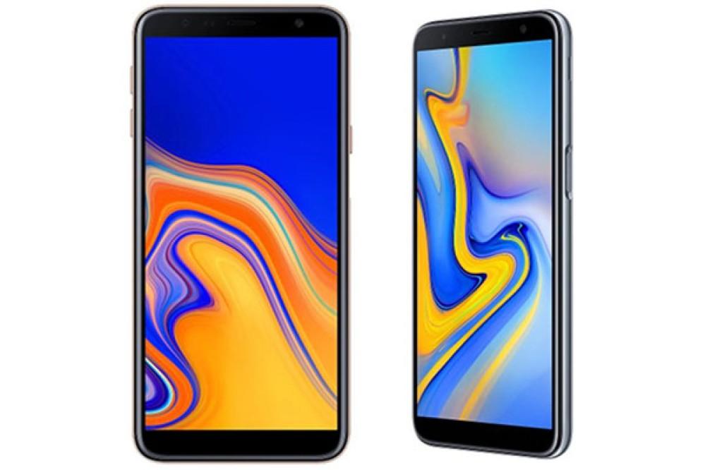 Samsung Galaxy J4+/J6+: Επίσημα τα νέα entry-level smartphones της εταιρείας σε προσιτές τιμές