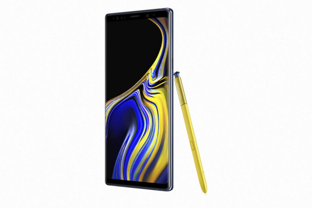 Samsung Galaxy Note9: 'Ελαβε την κορυφαία βαθμολογία όλων των εποχών για την οθόνη του από το DisplayMate