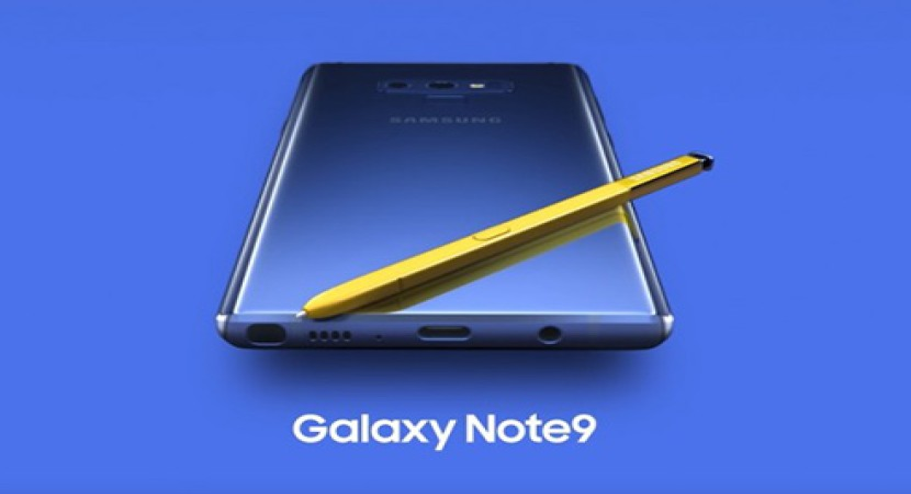 Samsung Galaxy Note9: Ξεκίνησε και επίσημα η διάθεση του στη χώρα μας από σήμερα [Video]