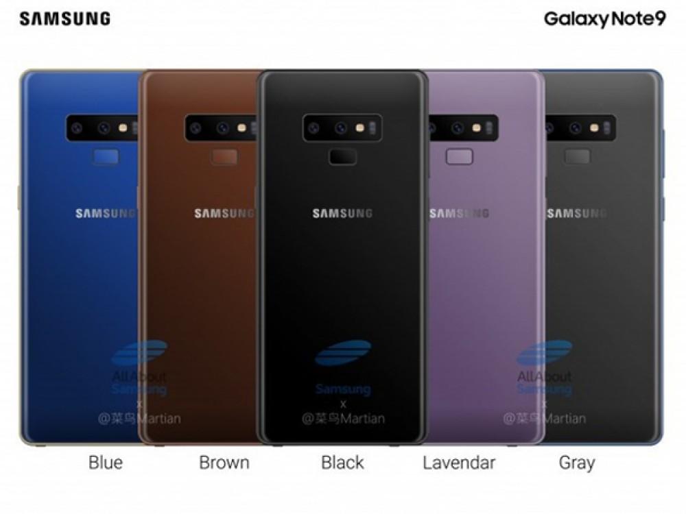 Samsung Galaxy Note9: Αποκάλυψη τεχνικών χαρακτηριστικών και λειτουργιών από hands-on