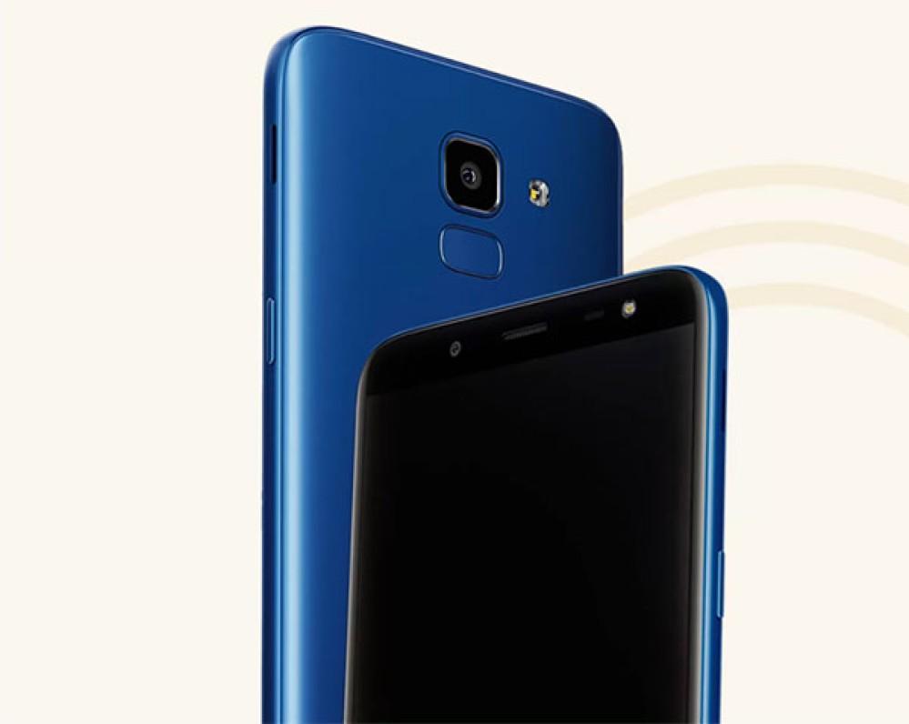 Samsung Galaxy On6: Επίσημα με οθόνη 5.6'' HD+, ισχυρές κάμερες και Android 8.0 Oreo