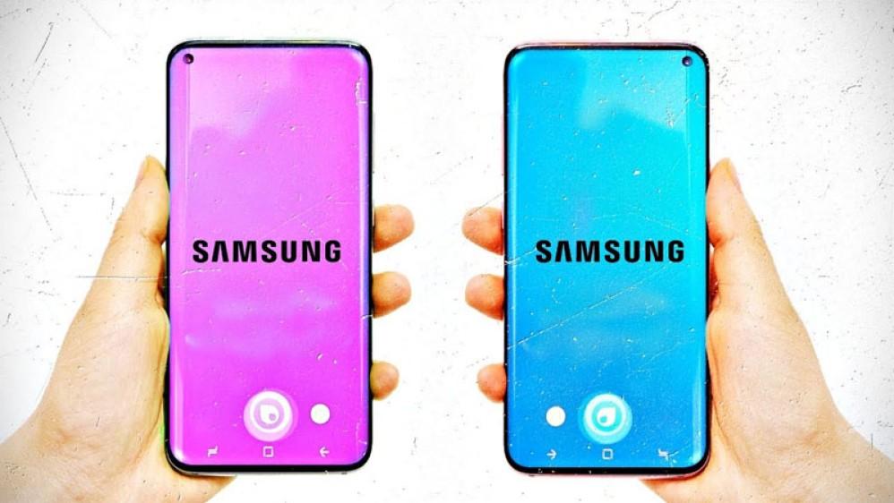 Samsung Galaxy S10: Έκδοση με 5G, προσιτό μοντέλο, χρώματα και in-display αισθητήρας