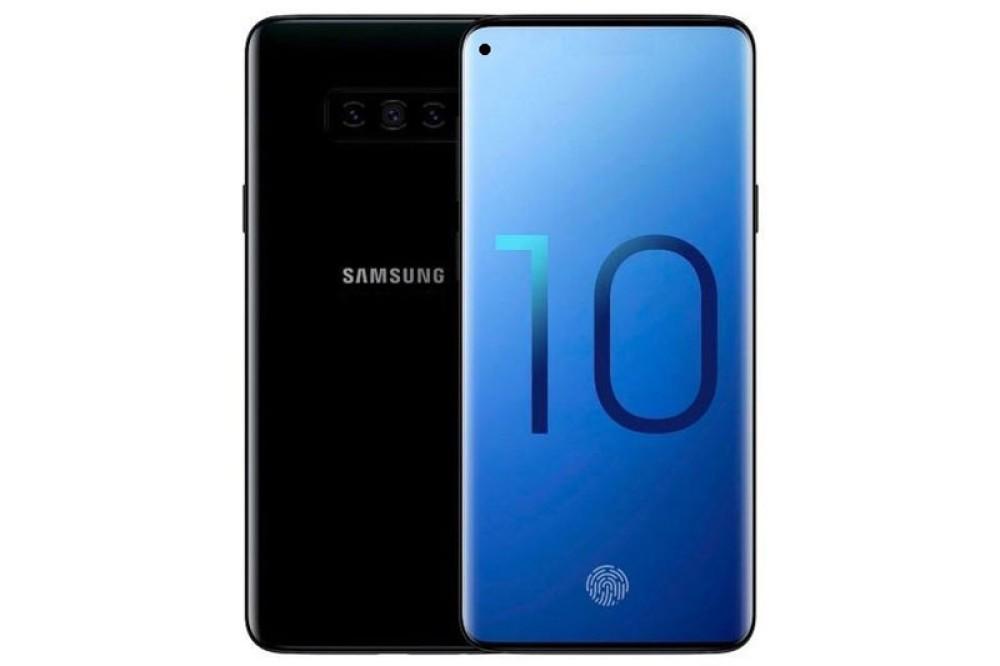 Samsung Galaxy S10: Τριπλή κάμερα, οθόνη με οπή για την κάμερα και in-display αισθητήρας αποτυπωμάτων