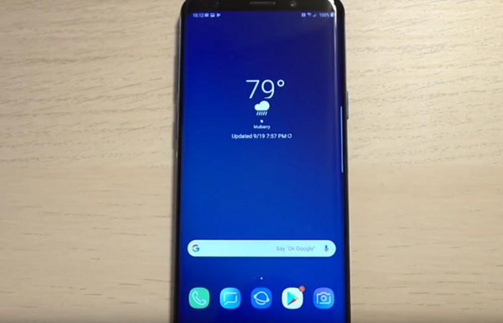 Samsung Galaxy S9: Δείτε το σε video να τρέχει το νέο Samsung Experience 10 βασισμένο στο Android 9.0 Pie