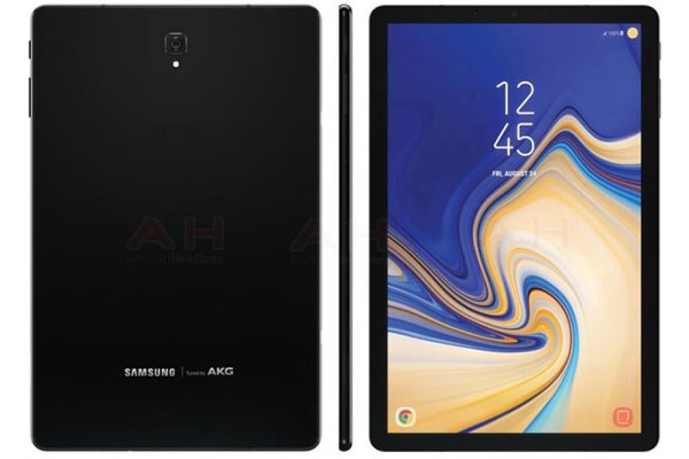 Samsung Galaxy Tab S4: Νέο render μας αποκαλύπτει την εμφάνιση του επερχόμενου tablet