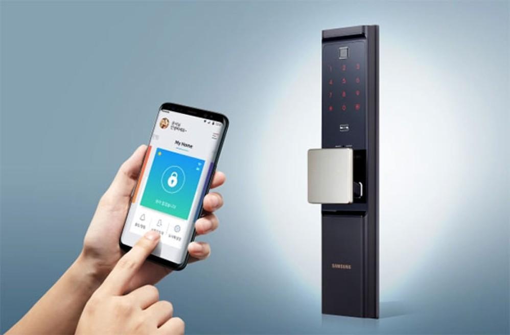 Η νέα έξυπνη κλειδαριά της Samsung με δυνατότητες IoT [Video]