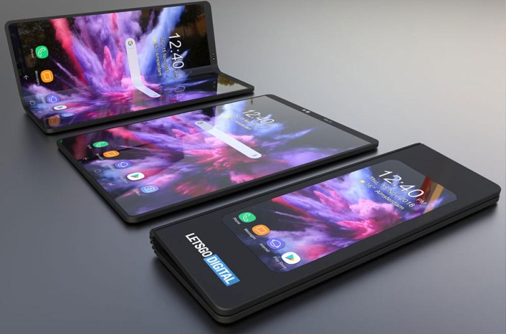 Samsung Galaxy F: Εντυπωσιακά concept renders για το αναδιπλώμενο smartphone