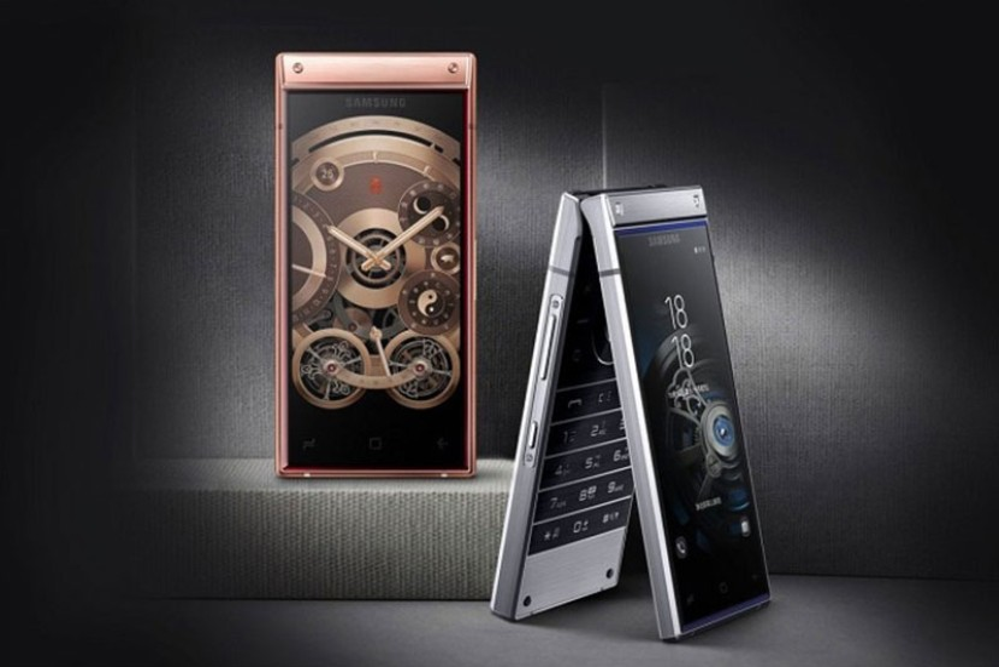Samsung W2019: Επίσημα το νέο premium clamshell με διπλή οθόνη 4.2'' και Snapdragon 845