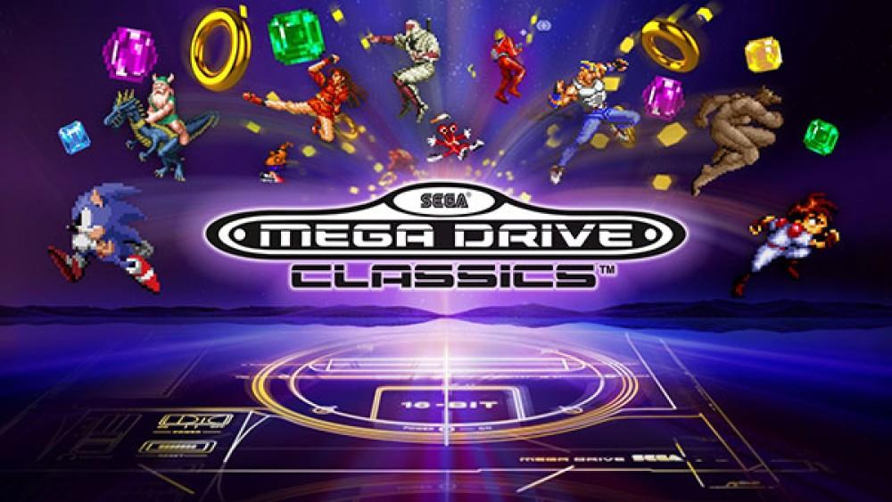 SEGA Mega Drive Classics: Νέα συλλογή με περισσότερα από 50 παιχνίδια (Golden Axe, Shinobi, Wonder Boy κ.ά.) για PS4, PC και Xbox One! [Video]