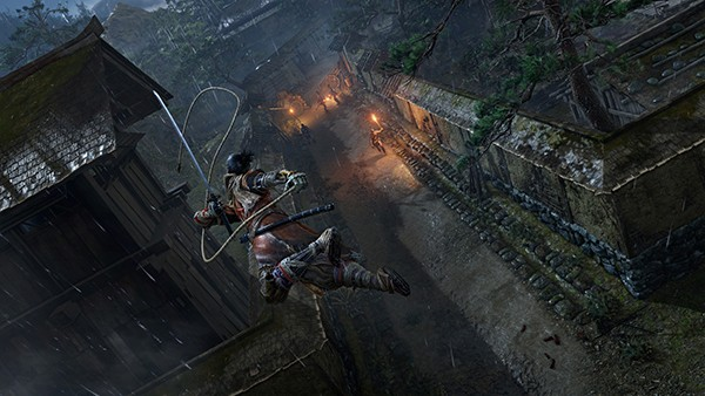 Sekiro: Shadows Die Twice, το νέο action RPG από τους δημιουργούς των Dark Souls και Bloodborne! [Video]