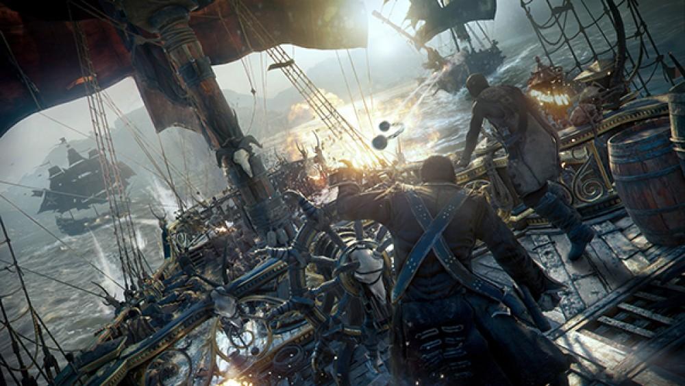 Skull & Bones: Δείτε εντυπωσιακό gameplay από το open world multiplayer με πειρατές της Ubisoft [Videos]
