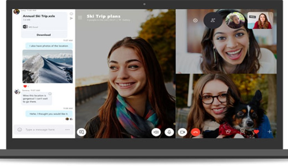 Skype: Νέα λειτουργία call recording και εμφάνιση όπως της mobile εφαρμογής