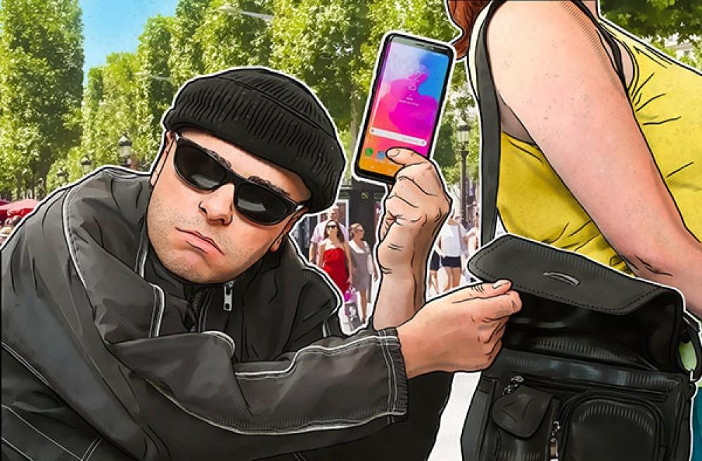 Οι μισές φορητές συσκευές δεν προστατεύονται με κωδικό πρόσβασης, κάνοντας πιο εύκολη τη δουλειά των… πορτοφολάδων