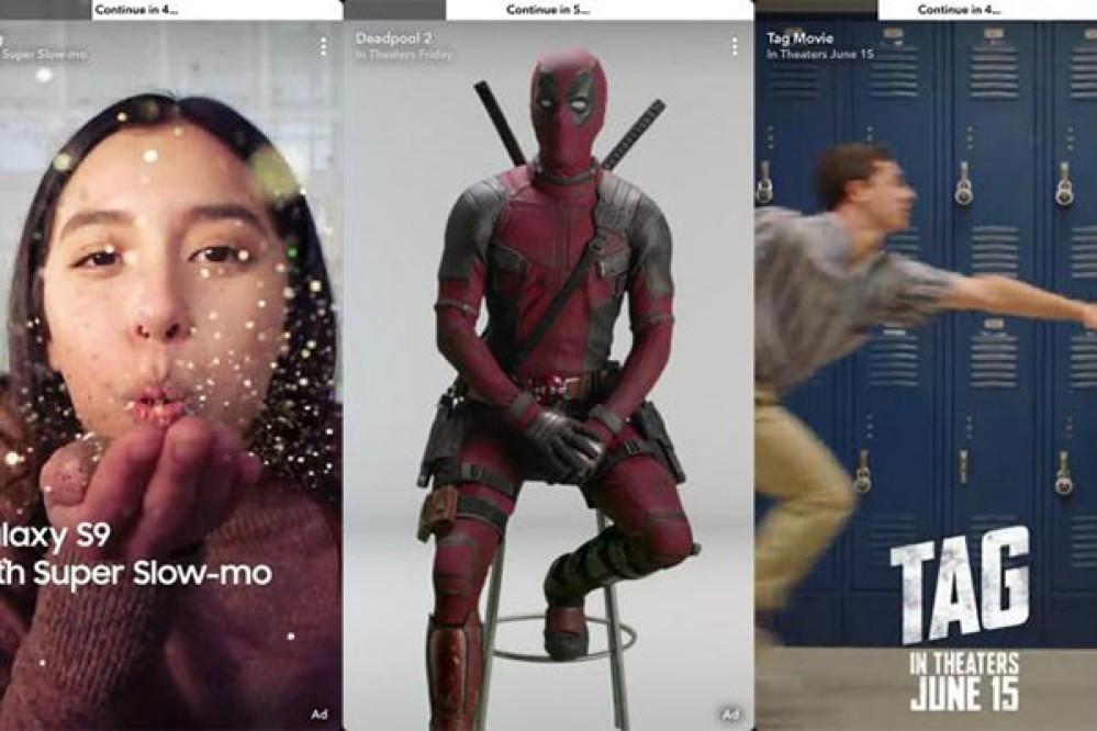 Snapchat: Έκαναν την εμφάνιση τους οι πρώτες διαφημίσεις 6 δευτερολέπτων που δεν μπορείς να αποφύγεις