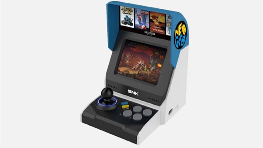 SNK Neo Geo Mini: Η νέα ρετρό παιχνιδοκονσόλα με 40 κλασικά παιχνίδια όπως Metal Slug και Fatal Fury