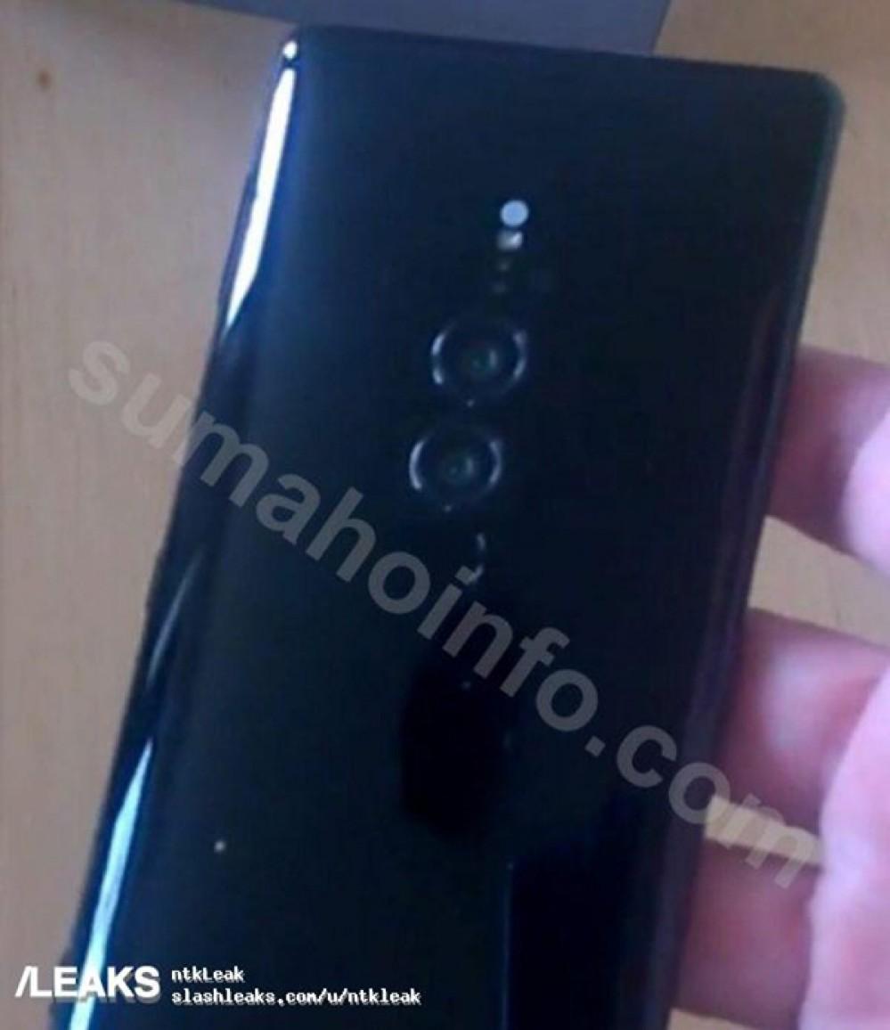 Sony Xperia XZ3: Διέρρευσαν hands-on φωτογραφίες, διαθέτει οθόνη χωρίς notch