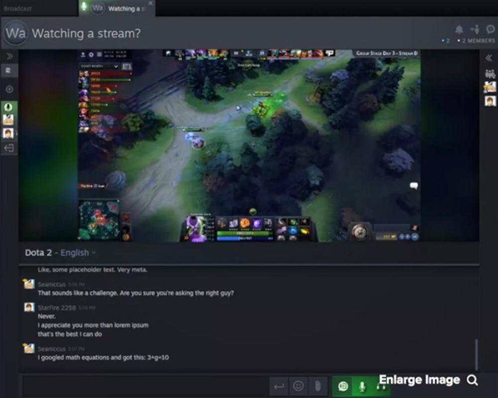 Steam TV: Ξεκίνησαν οι δοκιμές για τον ανταγωνιστή του Twitch από τη Valve