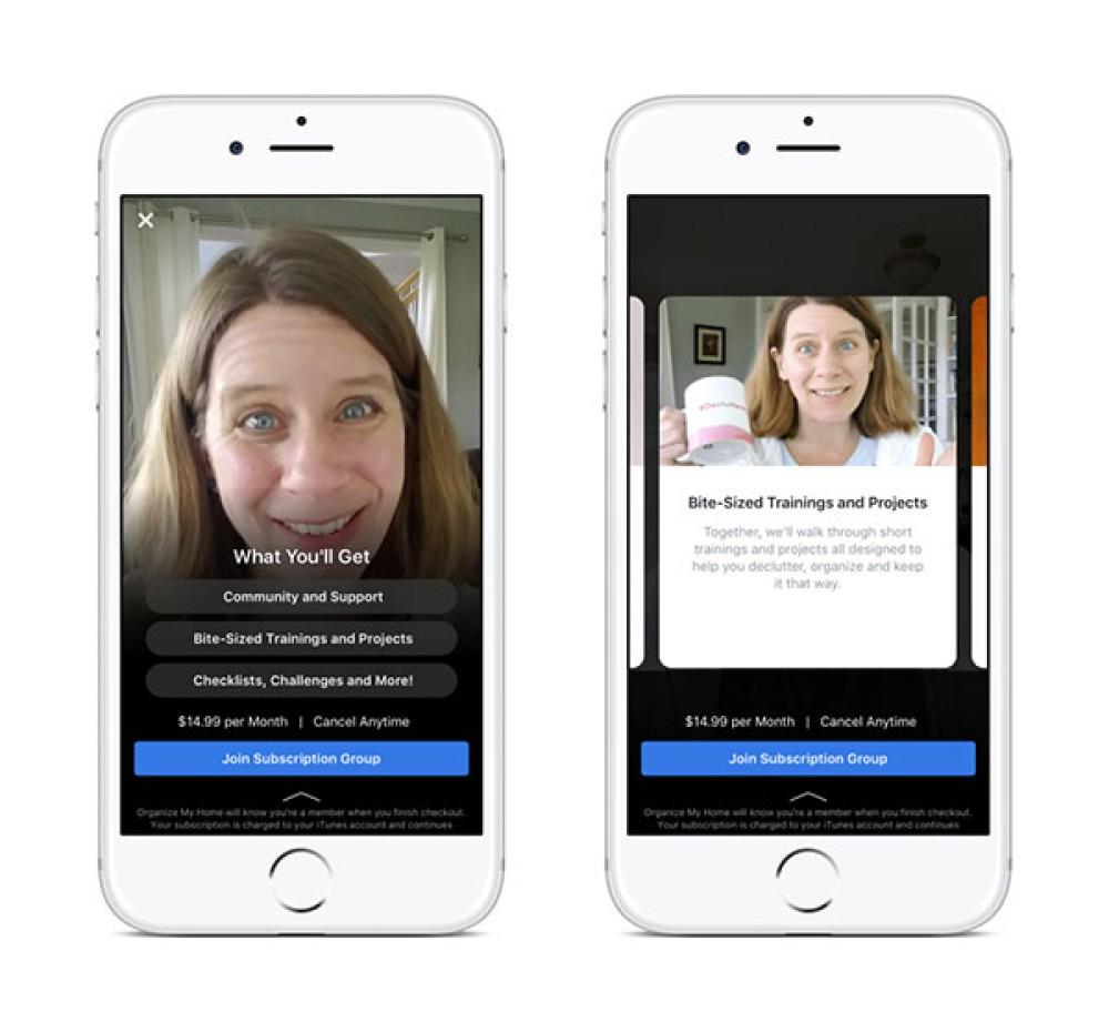 Συνδρομές στο Facebook; Ξεκίνησε η δοκιμή με κόστος $4.99-29.99 για ορισμένα Groups!