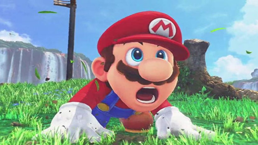 "Hackers ""μολύνουν"" με πορνογραφικό υλικό το Super Mario Odyssey"