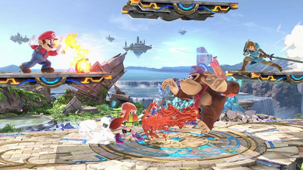 Super Smash Bros. Ultimate: Αυτό είναι το νέο παιχνίδι της σειράς με περισσότερους χαρακτήρες από ποτέ! [Video]