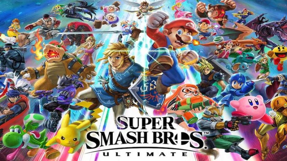 Super Smash Bros. Ultimate: Overview Trailer για το μεγαλύτερο crossover game όλων των εποχών