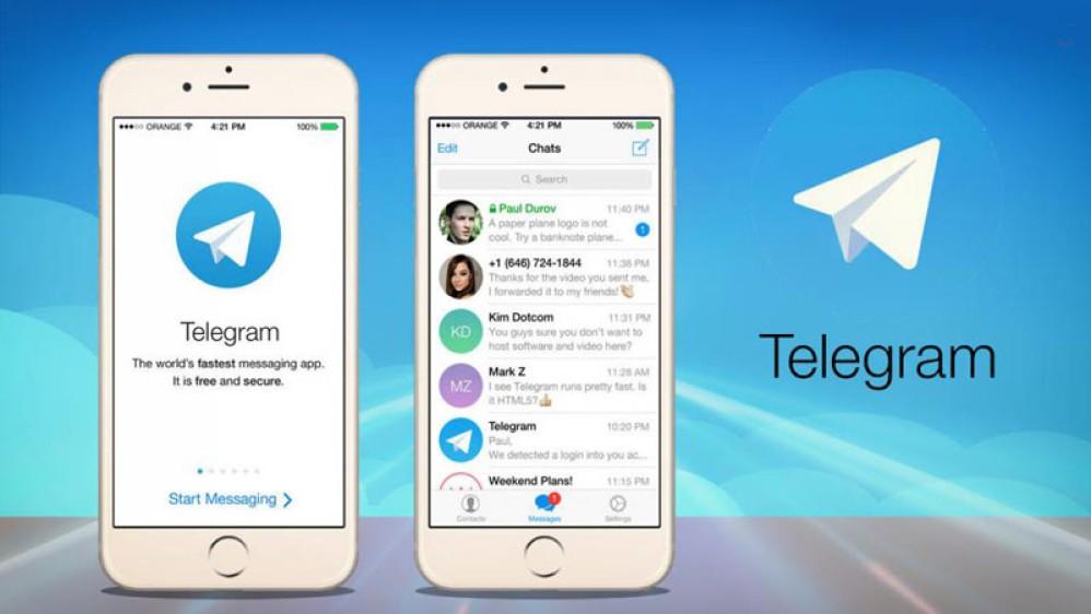 Η Ρωσία πιέζει την Apple για να αφαιρέσει την εφαρμογή Telegram από το App Store